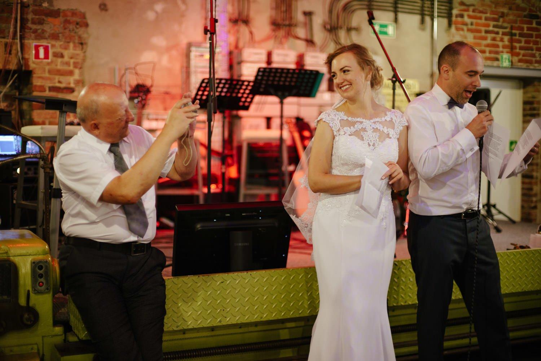 fotografie wesele browar obywatelski tychy 102 - Wesele w Browarze obywatelskim - OLA & IVO